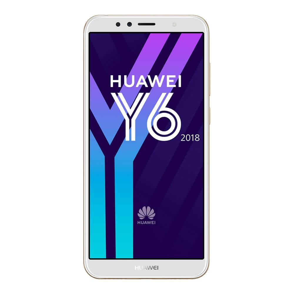 Huawei Y6 2018 Or face