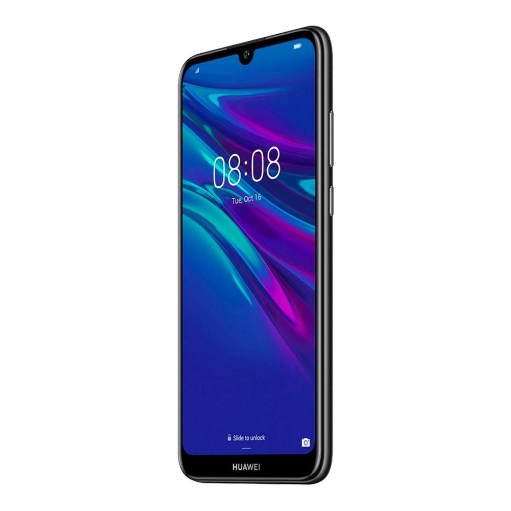 Huawei-Y6-2019-DS-Black-profil