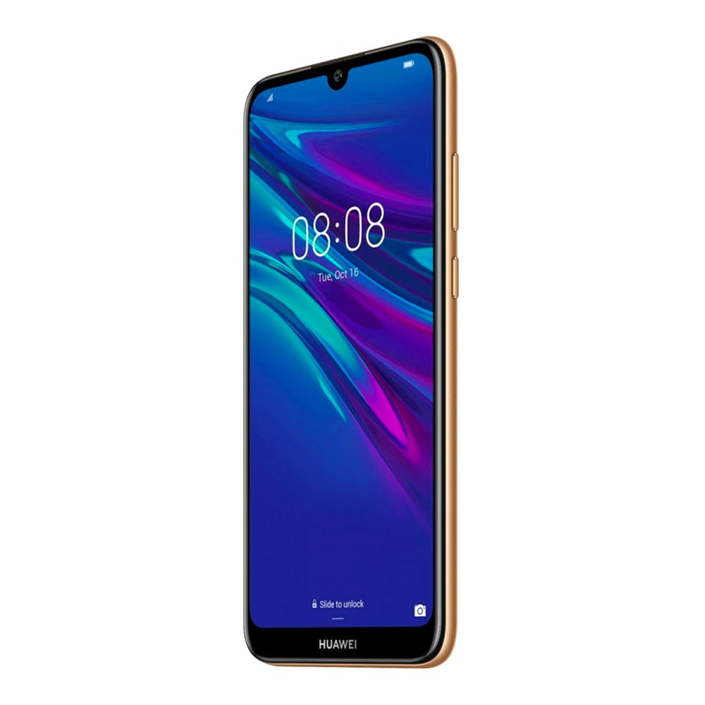 Huawei-Y6-2019-DS-Brown-profil