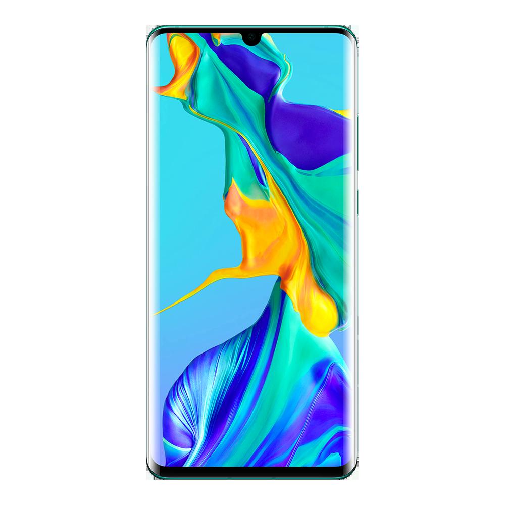 huawei-p30-pro-bleu-aurora-128go-face