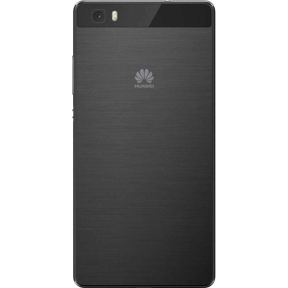 Huawei P8 Lite Noir - Dos