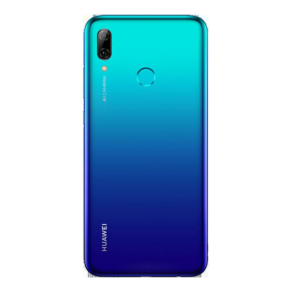 huawei-p-smart-2019-bleu-aurora-64go-dos