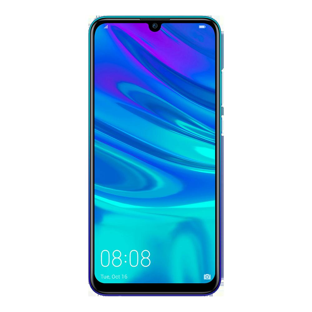 huawei-p-smart-2019-bleu-aurora-64go-face