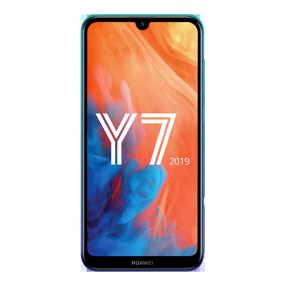 huawei-y7-2019-bleu-32go-face