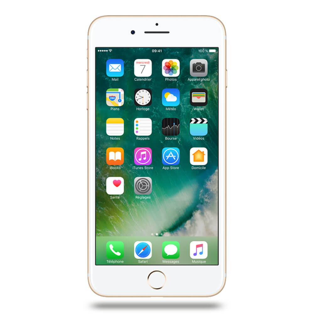 Apple iPhone 7 Plus 32 Go Or - Face