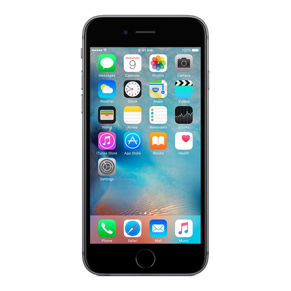 Iphone-Rec-6S+-64Go-Gris-Sidéral-face