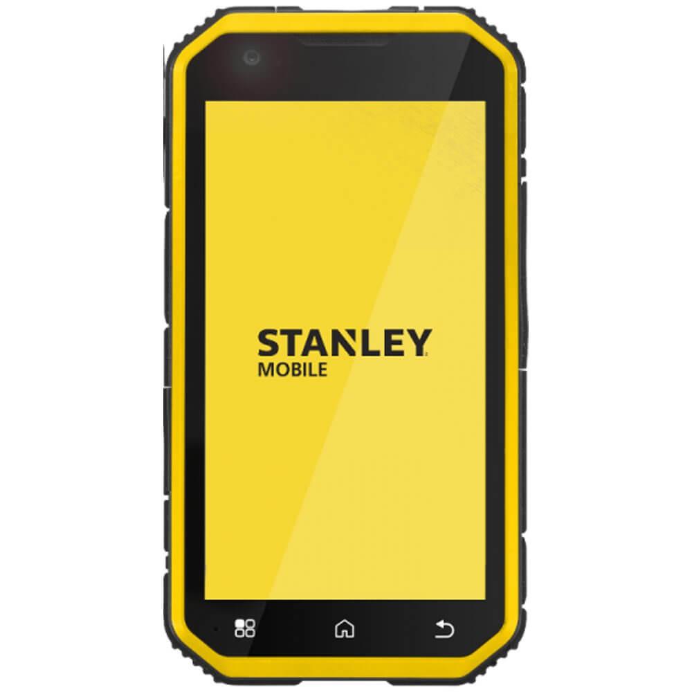 Stanley S241 Jaune et Noir - Face