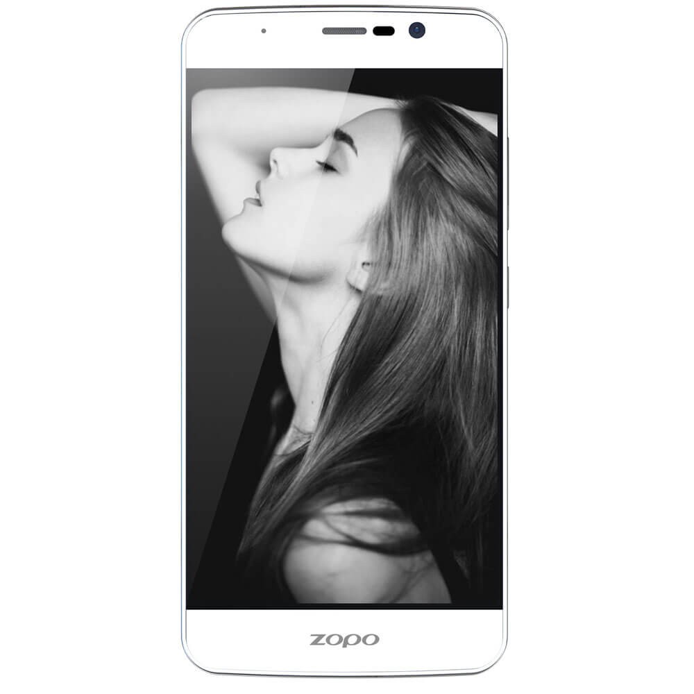Zopo Speed 7C Blanc - Face
