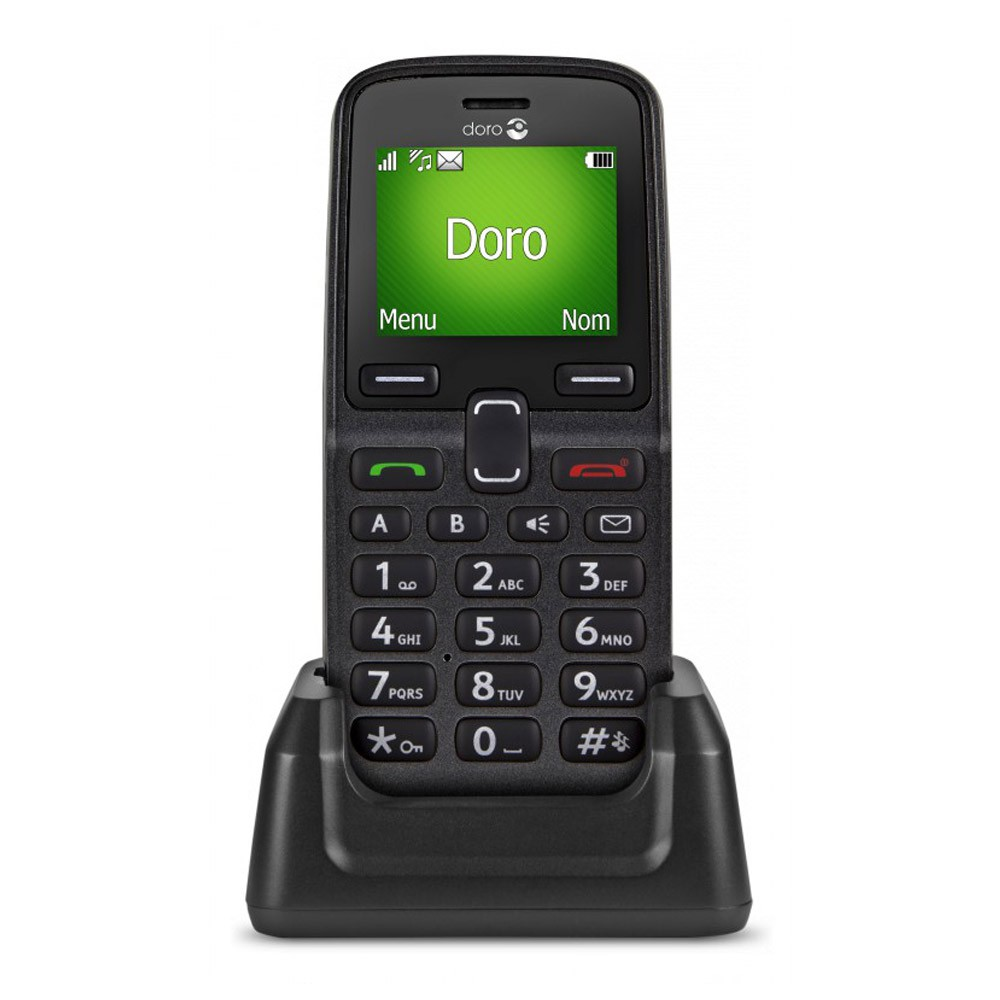 Doro 5030 Graphite - Face