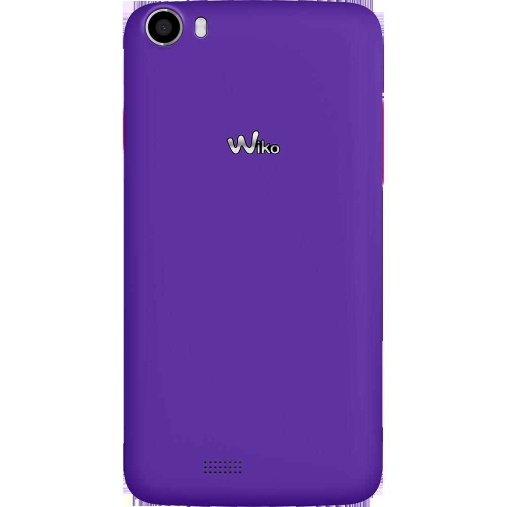 wiko lenny violet coriolis telecom. Black Bedroom Furniture Sets. Home Design Ideas
