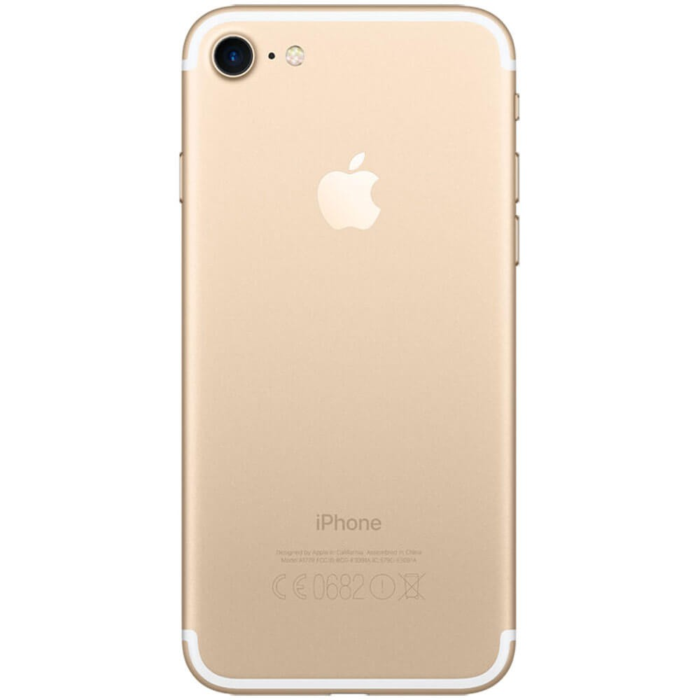 Apple iPhone 7 128 Go Or - Dos