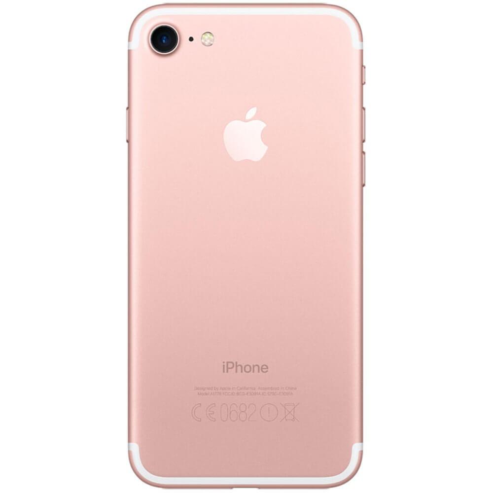 apple iphone 7 128 go or rose coriolis telecom. Black Bedroom Furniture Sets. Home Design Ideas