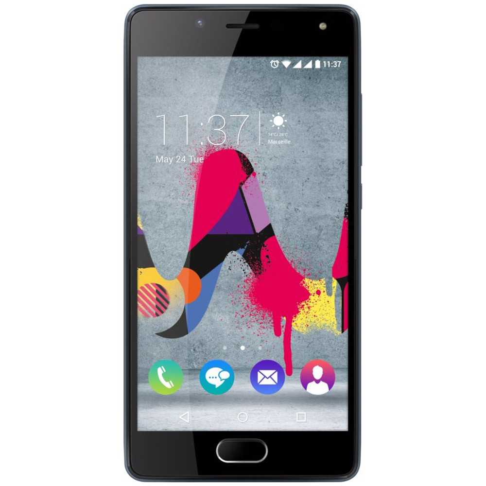 Wiko U Feel Lite Slate - Face