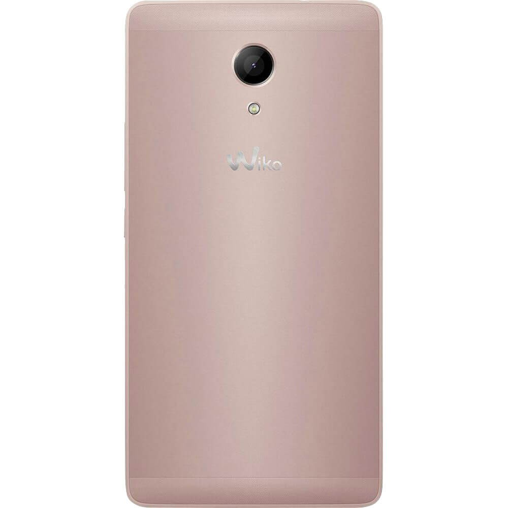 Wiko Robby Rose Gold - Dos