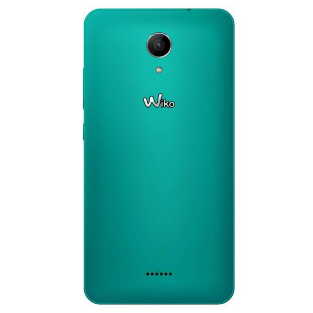 Wiko Freddy Turquoise - Dos