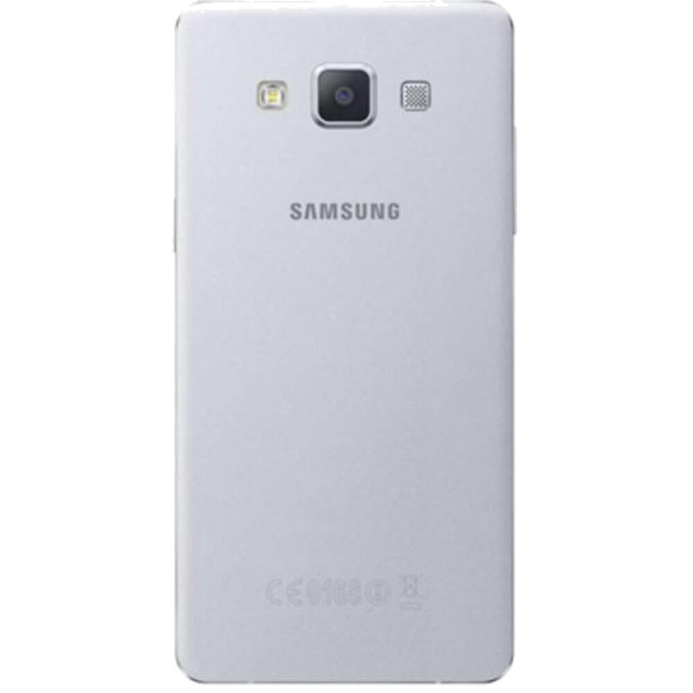 Samsung Galaxy J3 2016 Blanc - Dos