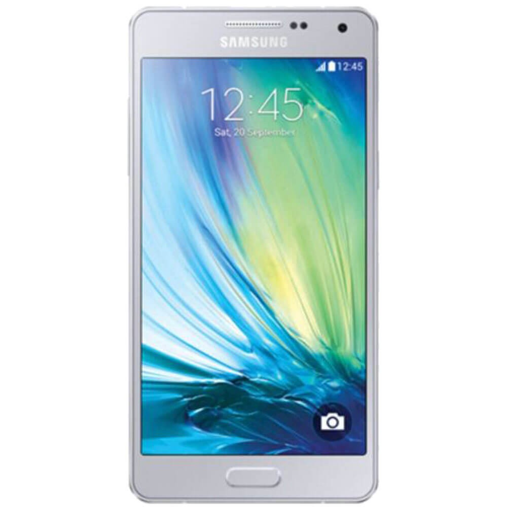 Samsung Galaxy J3 2016 Blanc - Face