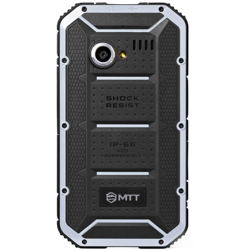 MTT Master 4G Gris - Dos