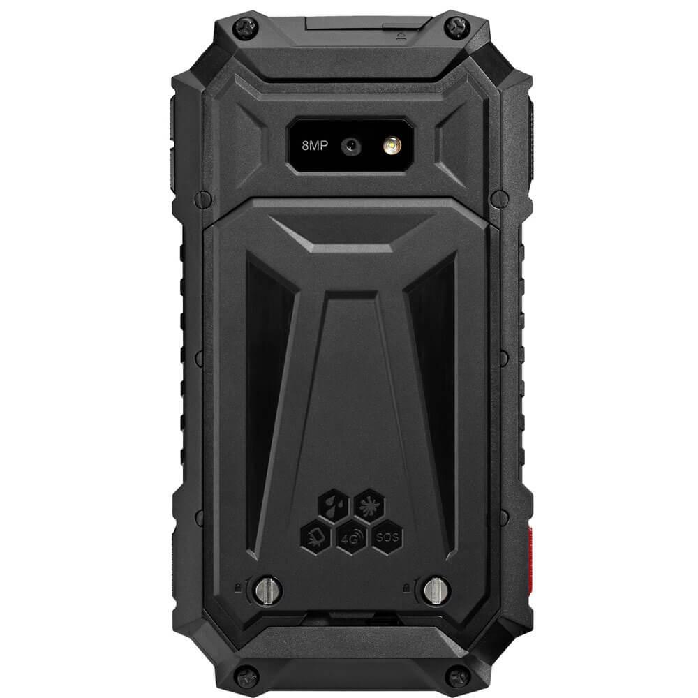 MTT SmartMax 4G Noir - Dos