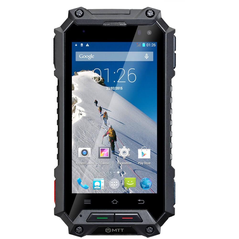 MTT SmartMax 4G Noir - Face