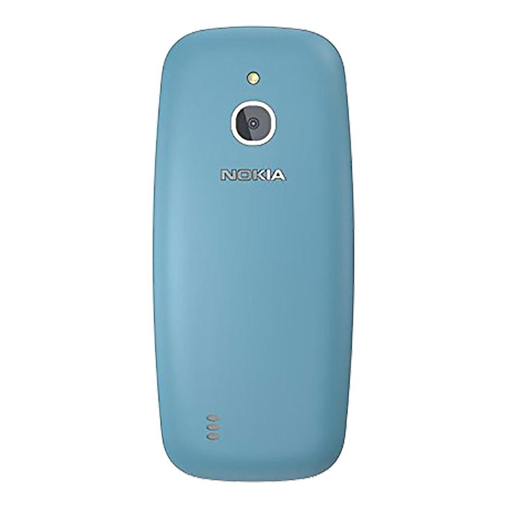 Nokia 3310 Azur - Dos
