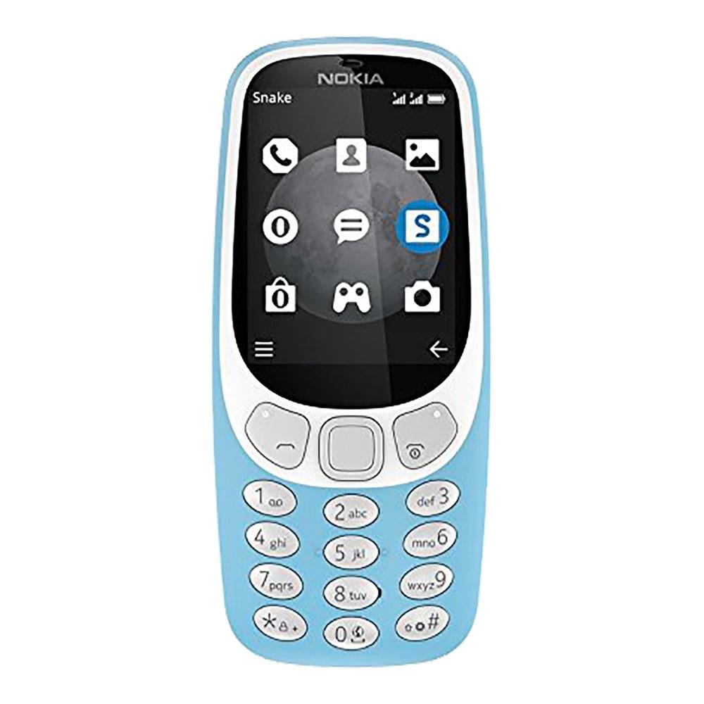 Nokia 3310 Azur - Face