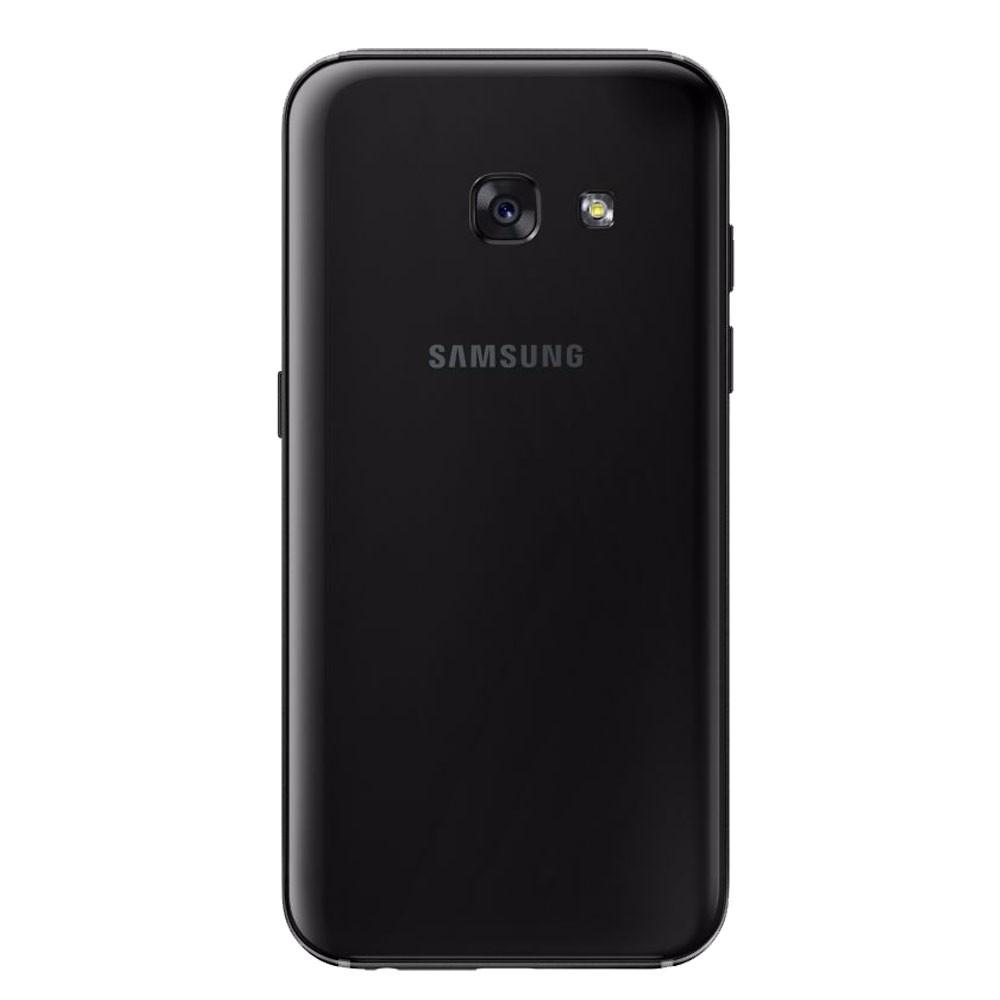 Galaxy A3 2017 Noir - dos