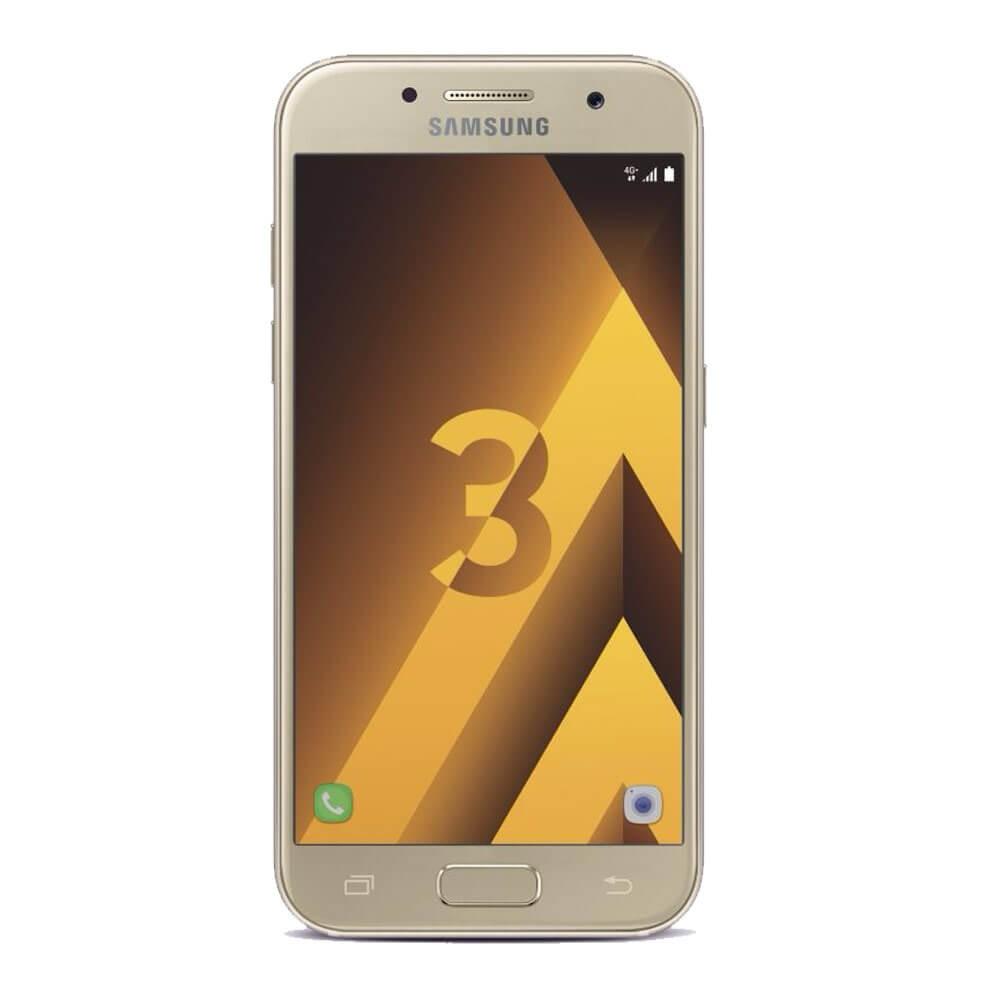 Samsung Galaxy A3 2017 Or - Face