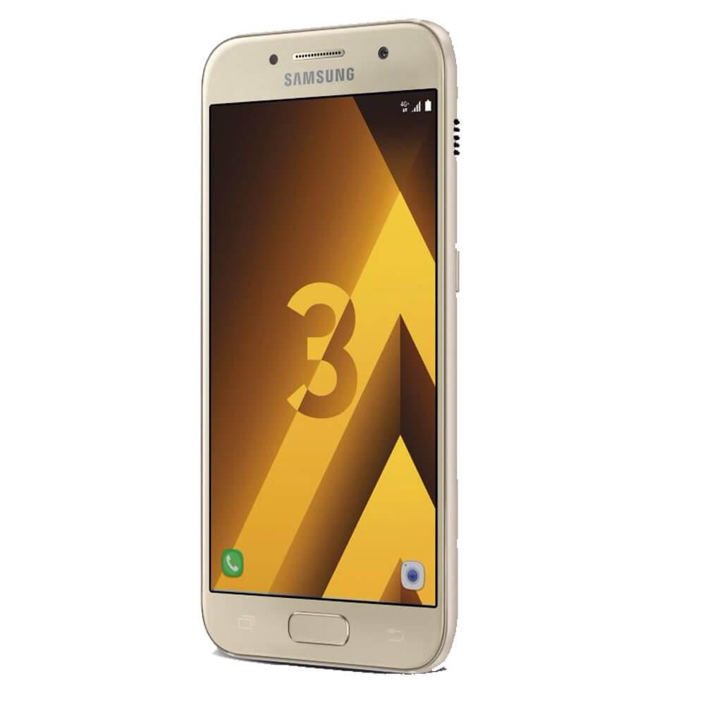 Samsung Galaxy A3 2017 Or - Profil