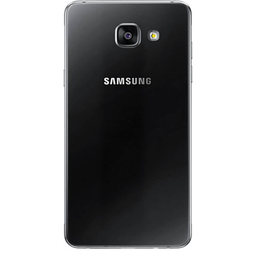 Samsung Galaxy A5 2016 Noir - Dos