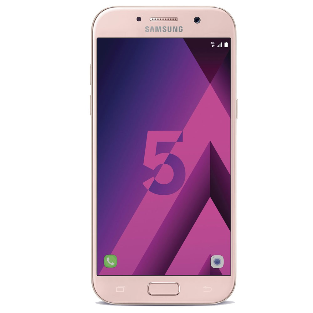 Galaxy A5 2017 Rose - face