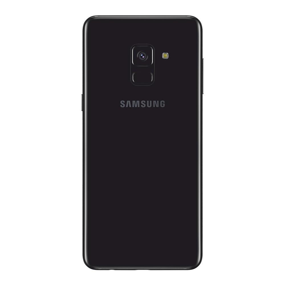 Samsung Galaxy A8 Noir - Dos