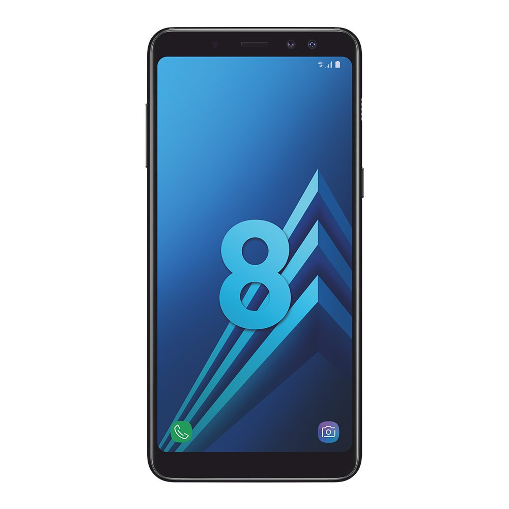 Samsung Galaxy A8 Noir - Face