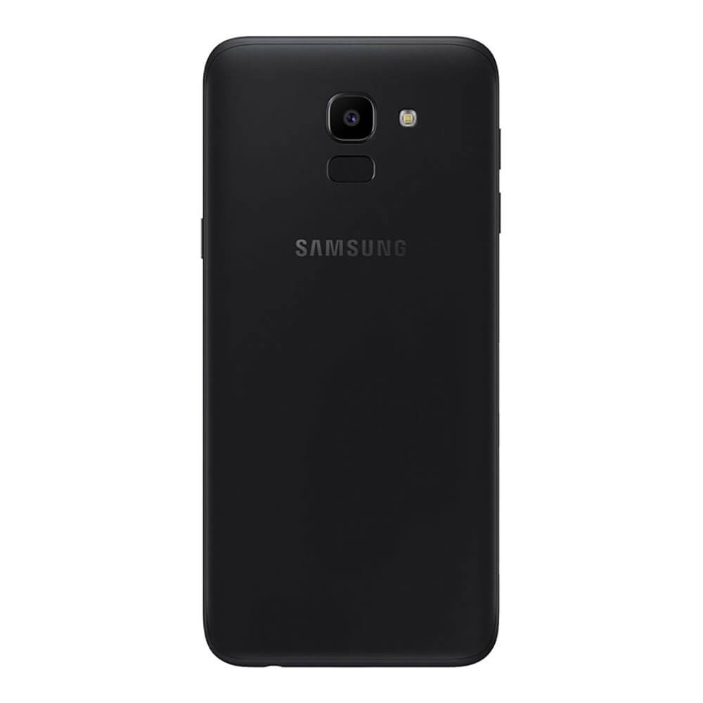 Samsung Galaxy J6 2018 Noir - dos