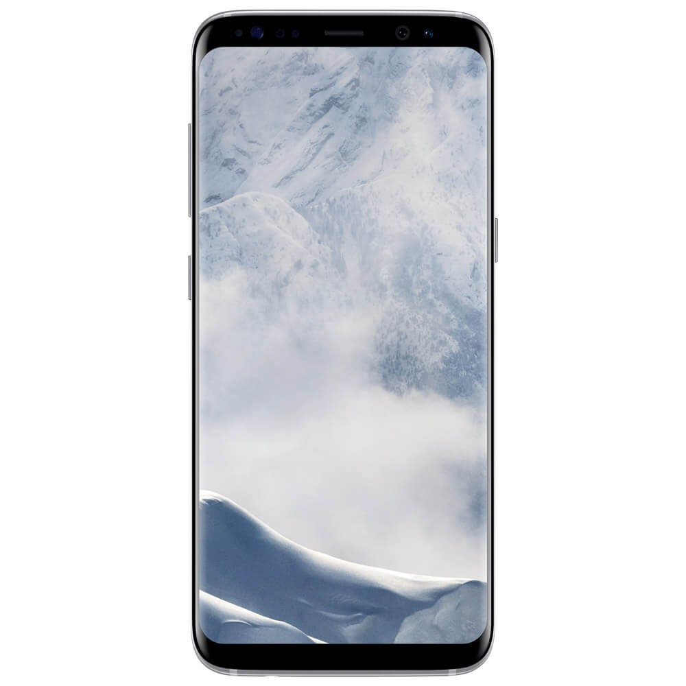 Samsung G950F Galaxy S8 64Go Argent - face