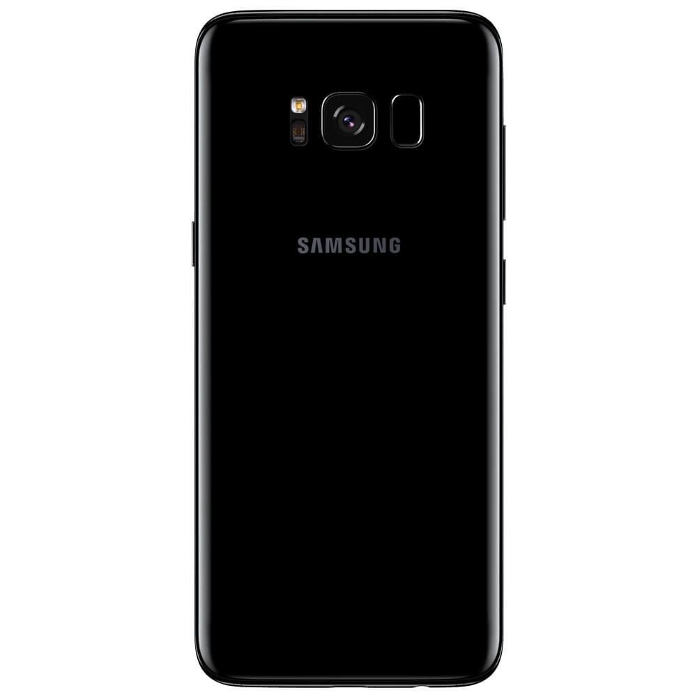 Samsung Galaxy S8 Noir - Dos