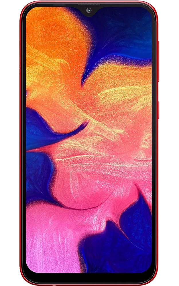 samsung-galaxy-a10-rouge-32go-face