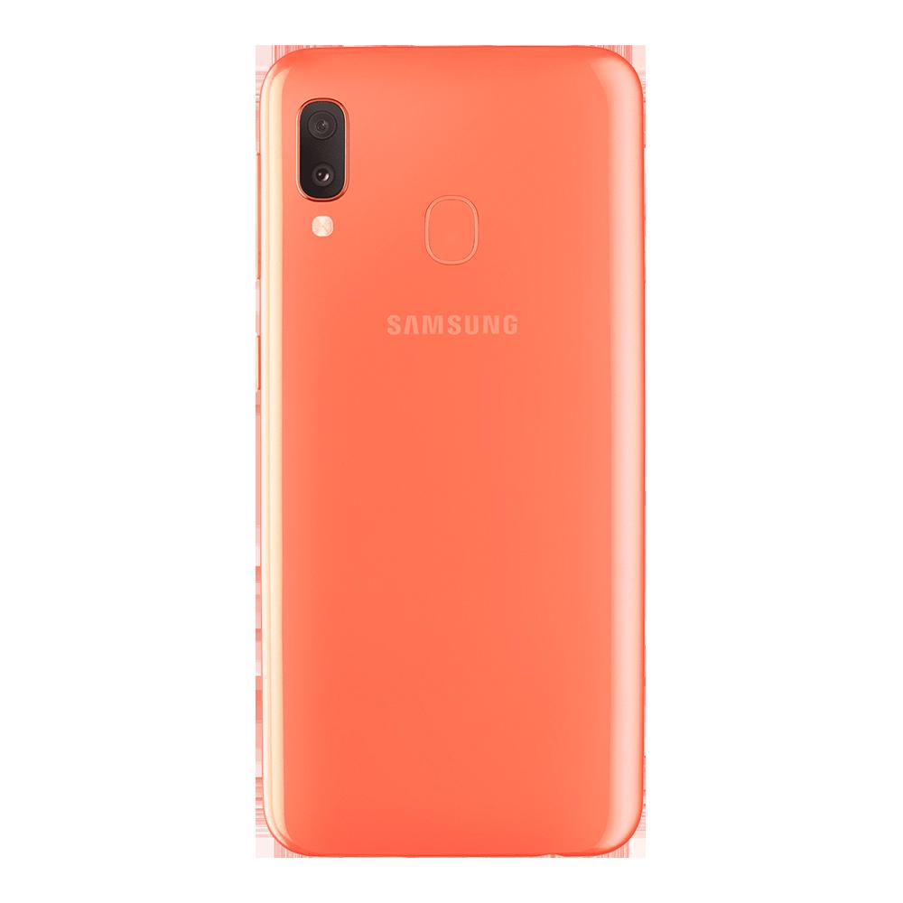 samsung-galaxy-a20e-orange-32go-dos