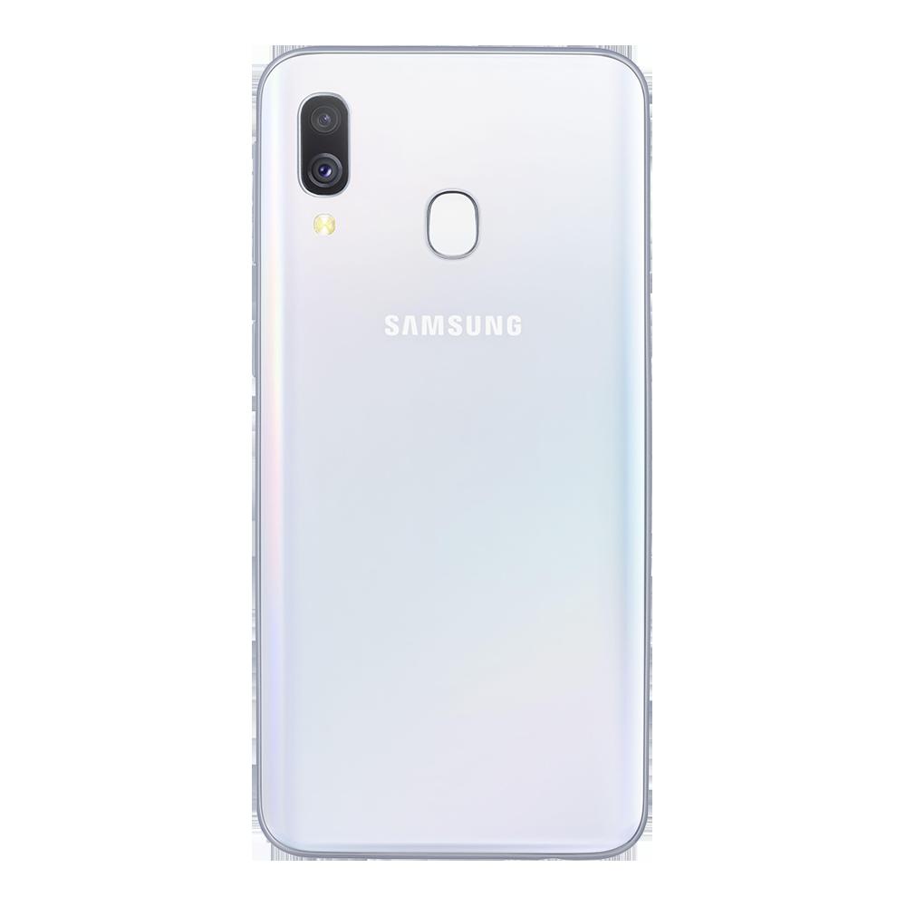 samsung-galaxy-a40-blanc-64go-dos