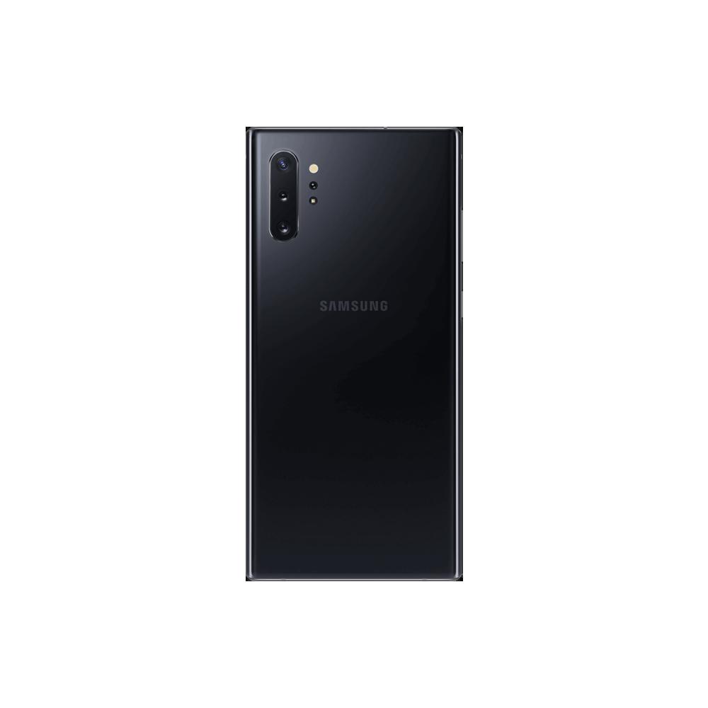 Samsung Galaxy Note 10+ Noir 256Go Dos