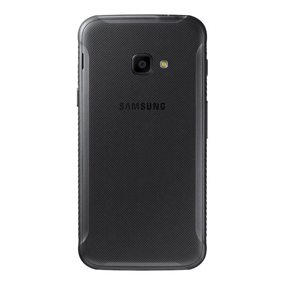 Samsung Galaxy Xcover 4 Noir - dos