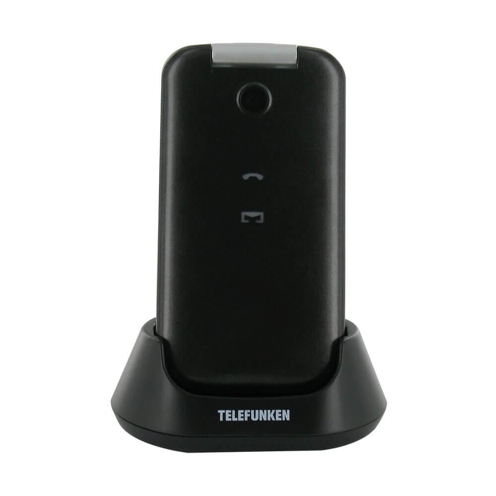 Telefunken Cosi TM200 Noir - Socle