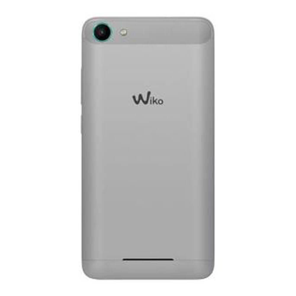 Wiko Jerry 2 Argent - dos