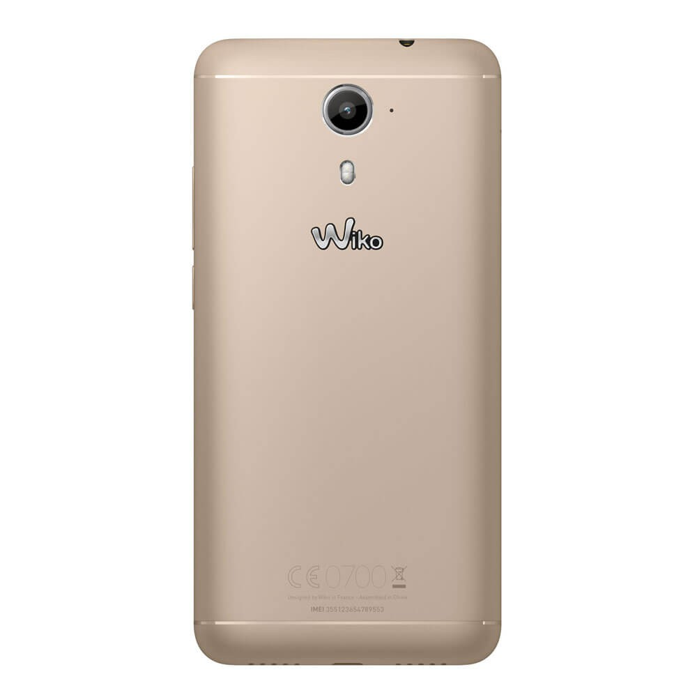 Wiko Jerry 2 Or - dos