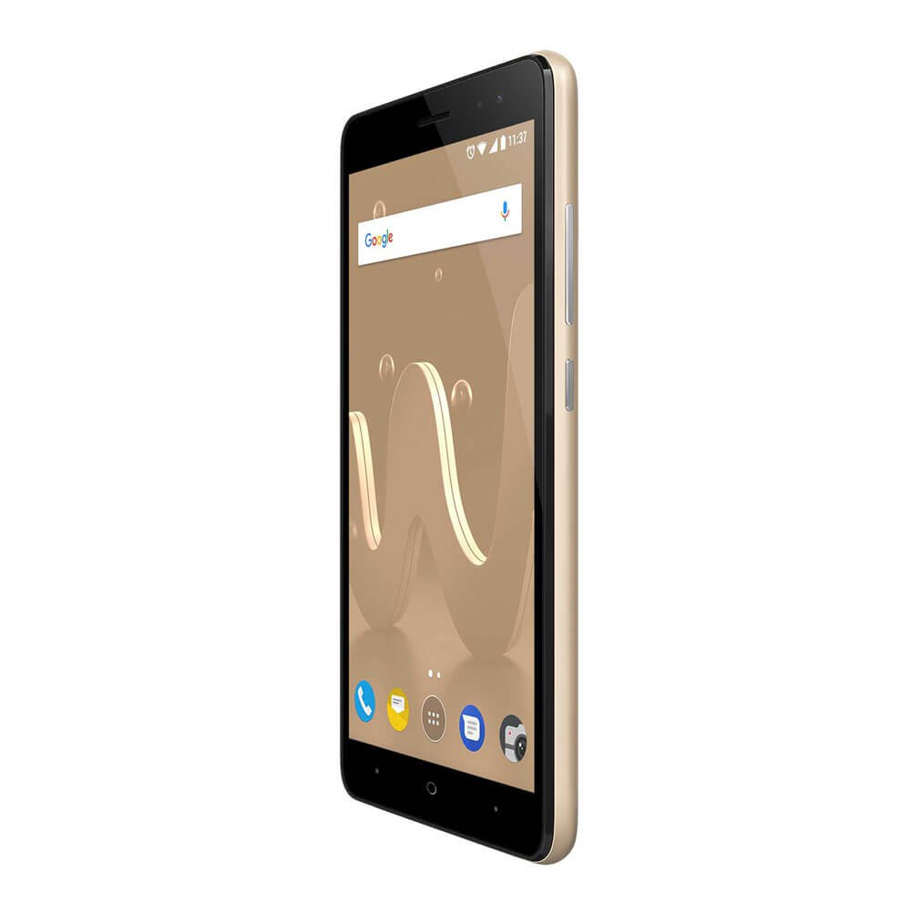 Wiko Jerry 2 Or - profil