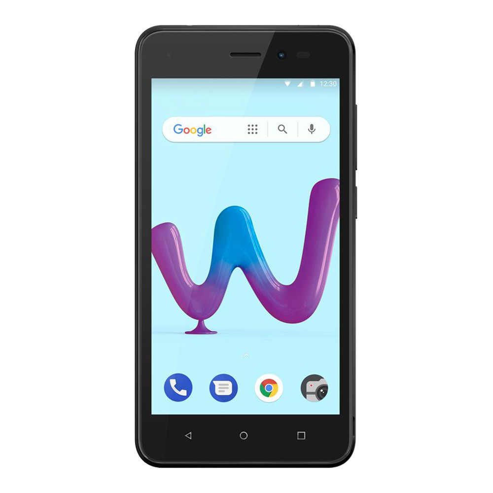wiko-sunny-3-gris-face