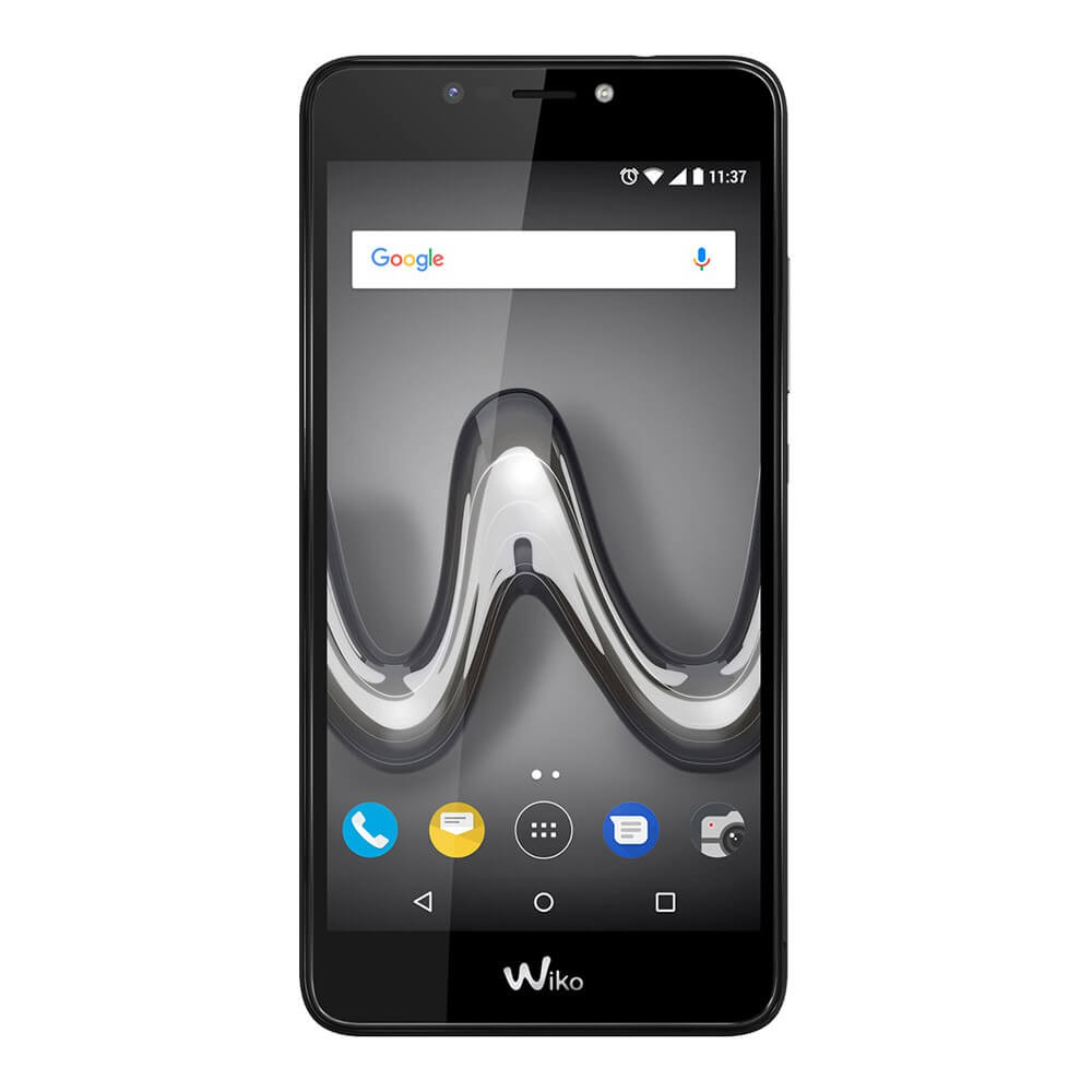 Wiko Tommy 2 Plus Noir - Face