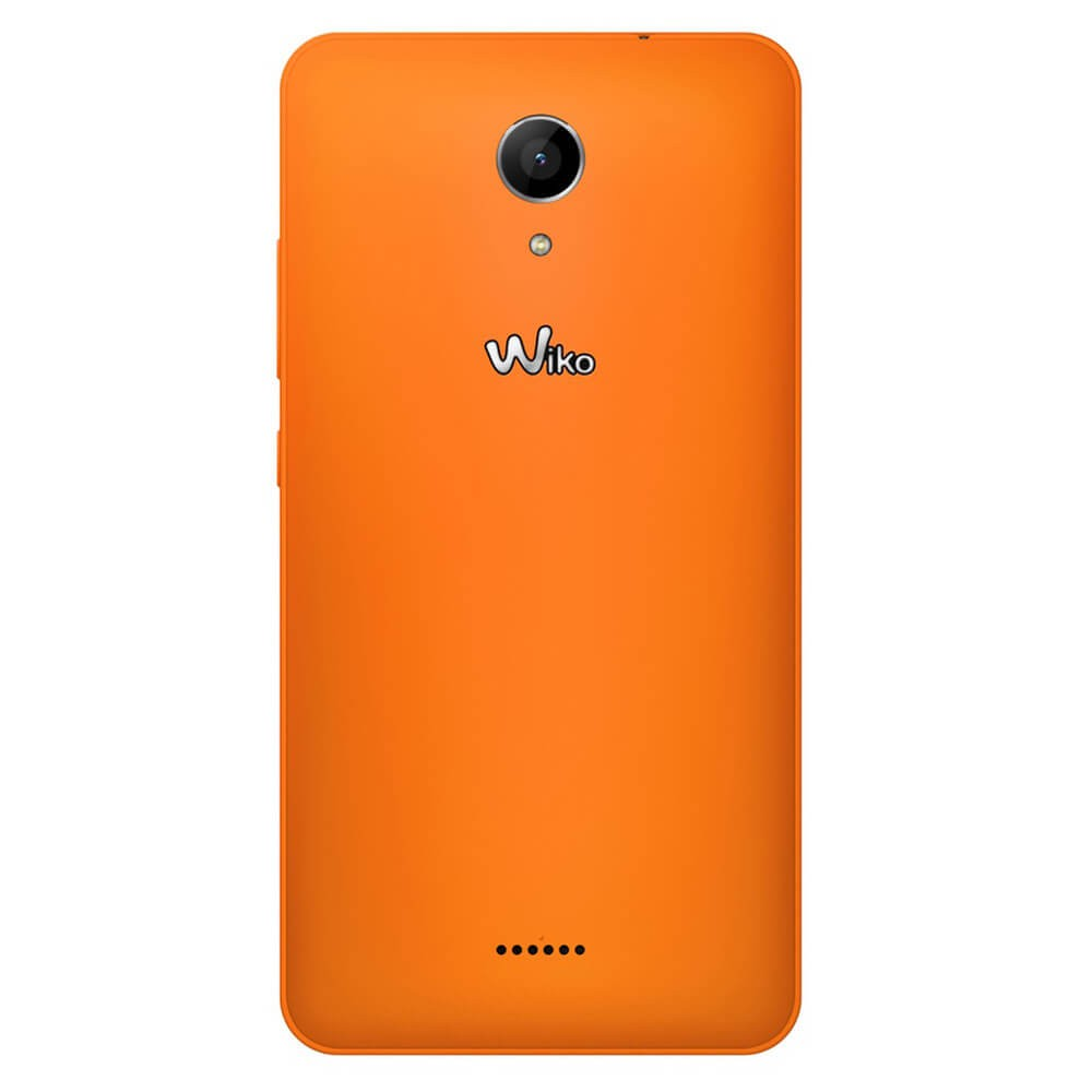 Wiko Freddy Orange - Dos