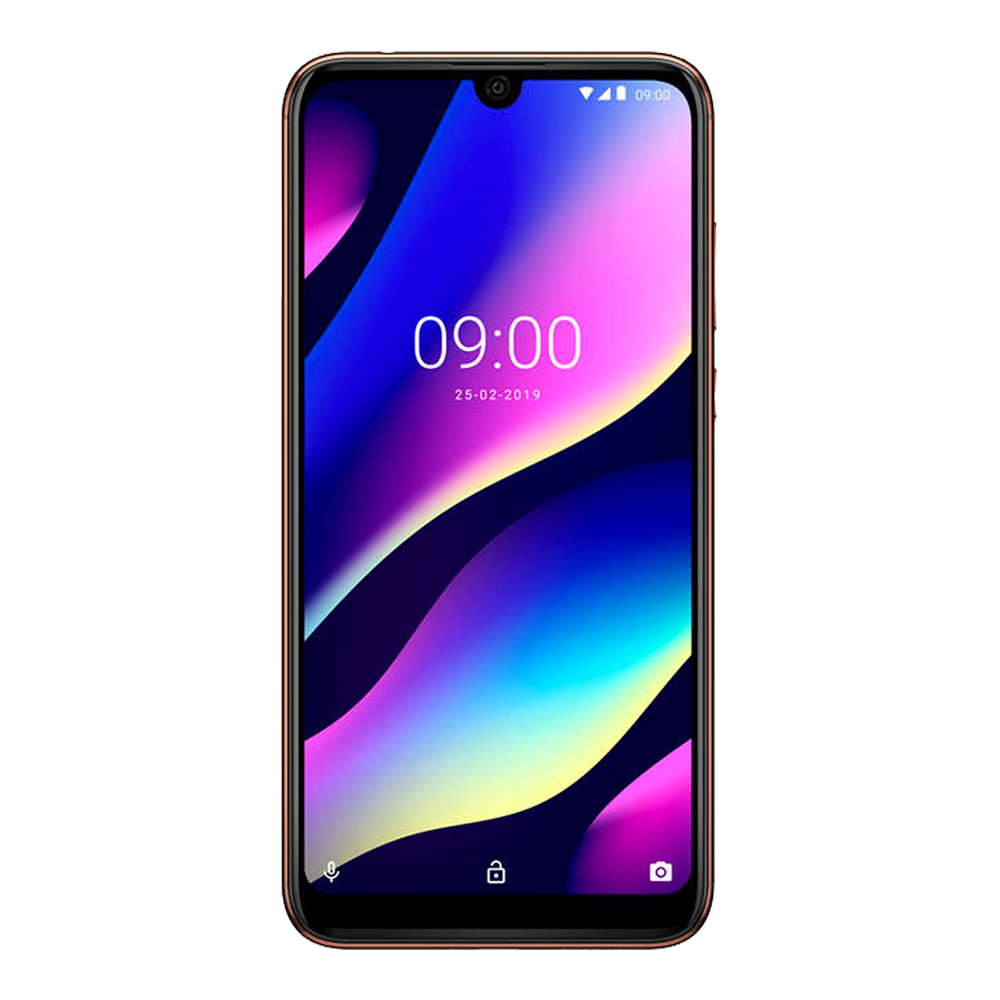 wiko-view-3-or-64go-face