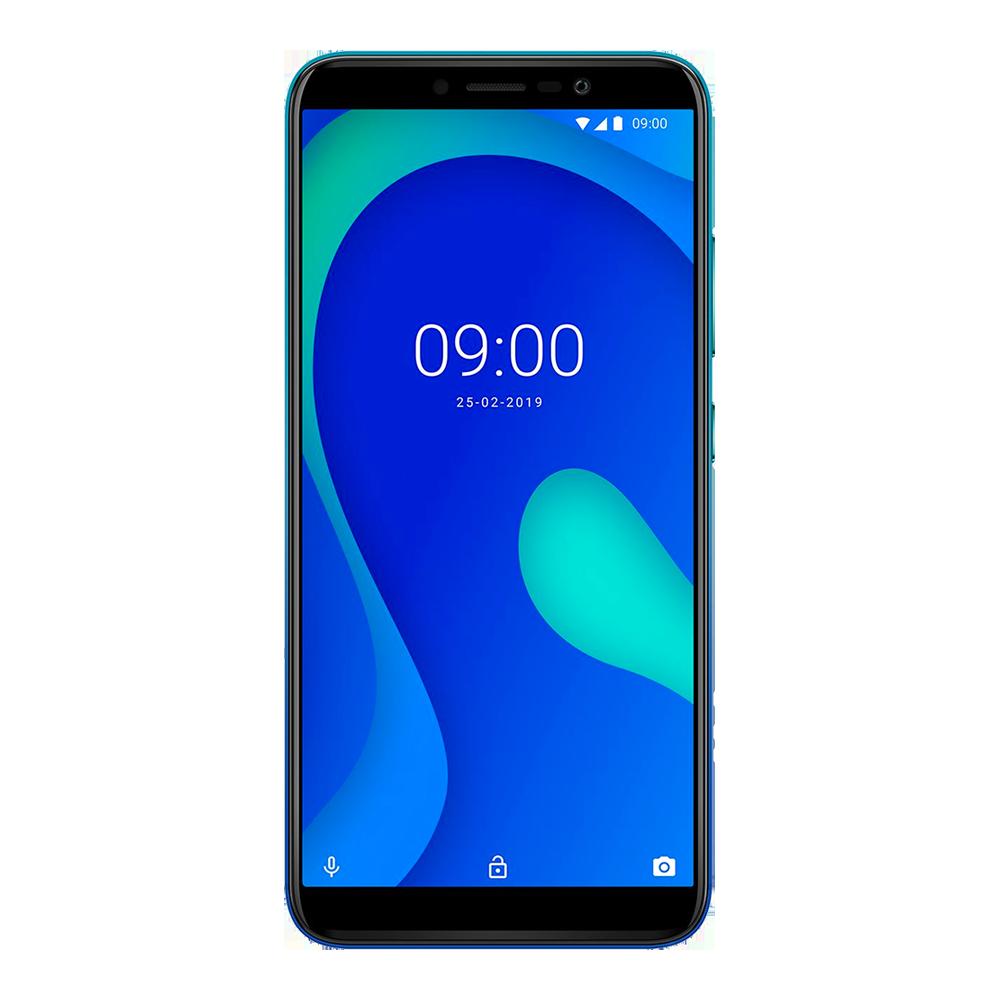 wiko-y80-bleu-vert-16go-face